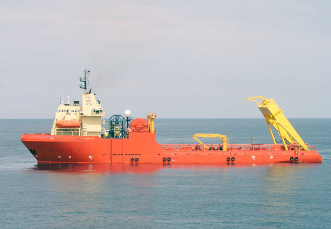 Laney Chouest, 348′ Anchor Handling Tug Supply Vessel