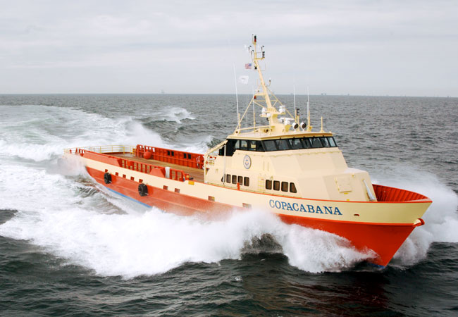 ECO | Offshore Service and Supply Vessels