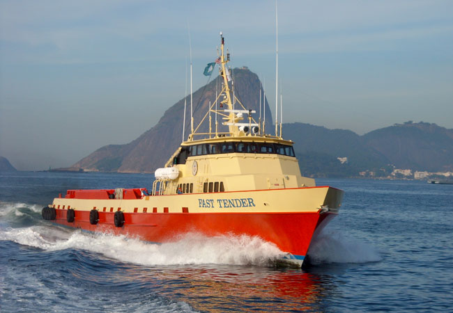 Fast Tender, 170′ Fast Supply Vessel
