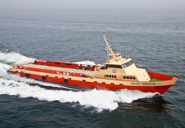 Fast Track, 160′ Fast Supply Vessel