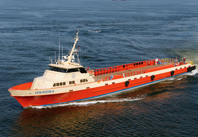 Ipanema, 187′ Fast Supply Vessel