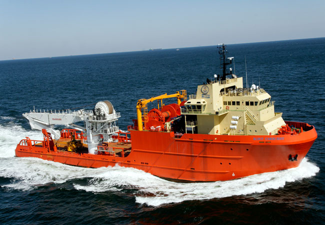 Kirt Chouest, 288′ Multi-Purpose Supply Vessel