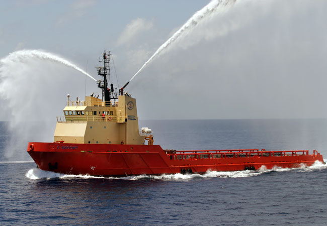 C-Escort, 240′ Platform Supply Vessel