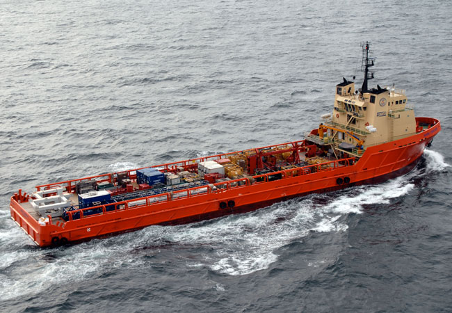Kobe Chouest, 280′ Platform Supply Vessel