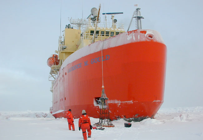 Laurence M. Gould, 230′ Antarctic Research and Supply Vessel
